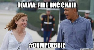 #DumpDebbie For AN