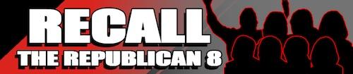 Recall the Republican 8